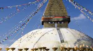 Nepal - Bodnath Temple
