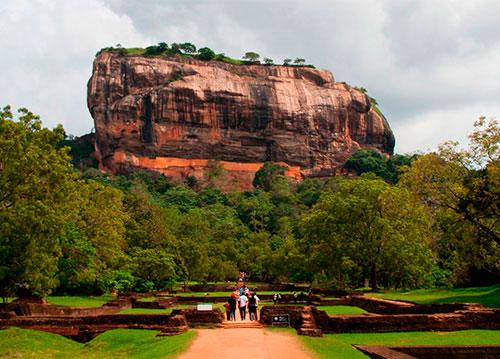 Sri Lanka destinos