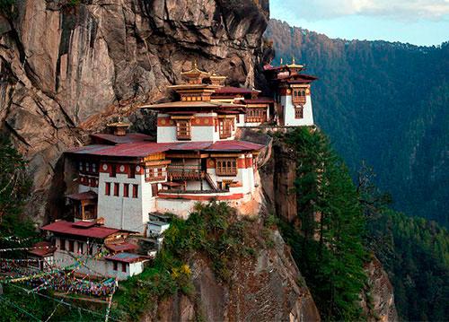 bhutan destinos
