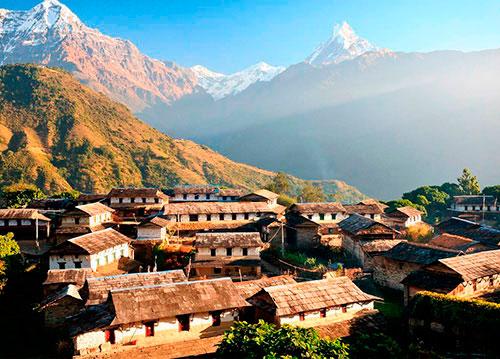 nepal destinos