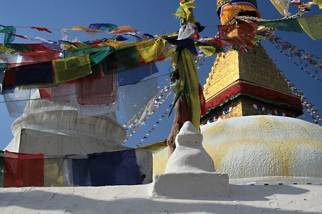 Nepal - Swayambhunath