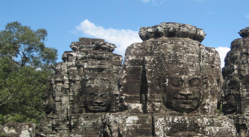 Camboya - Bayon Temple