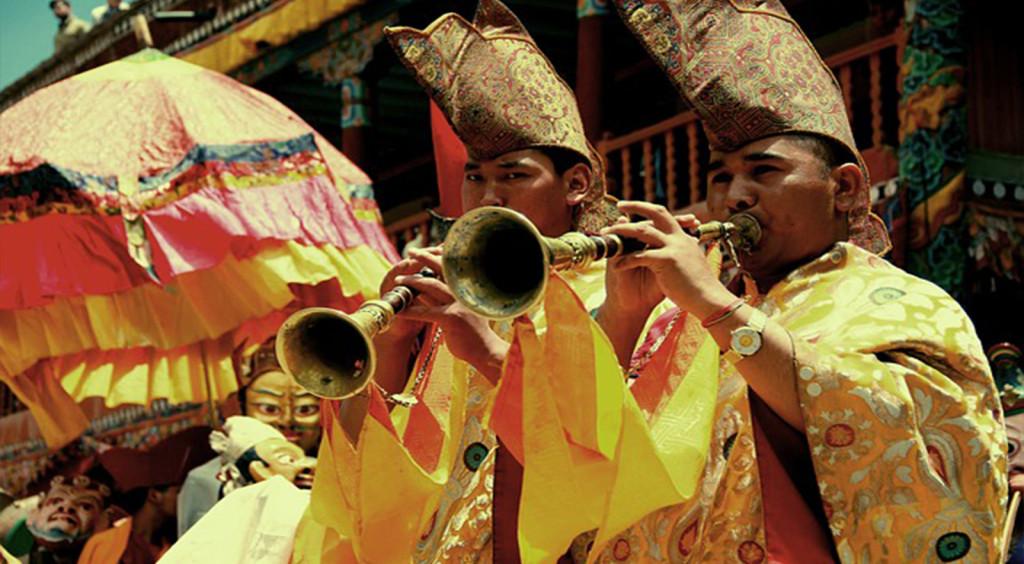 Ladakh - Festival
