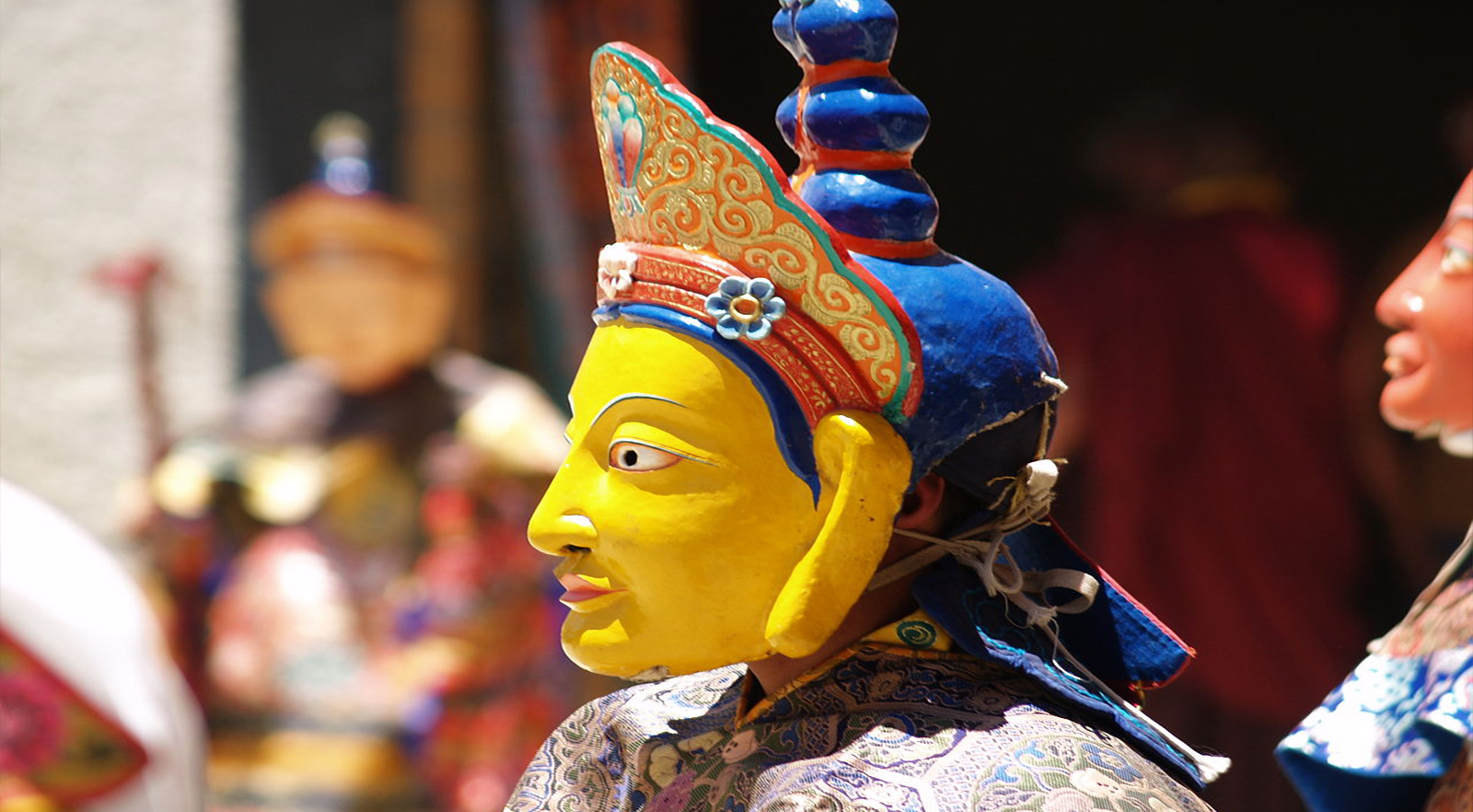 Ladakh - Lamayuru Festival