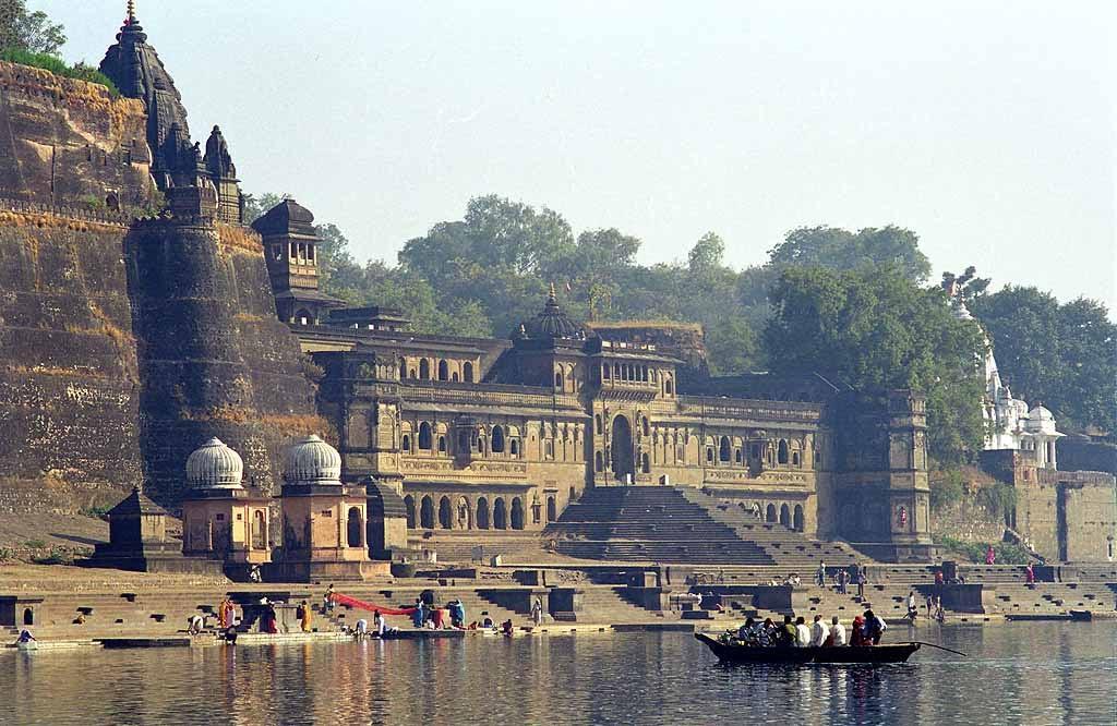 Maheshwar - Narmada river