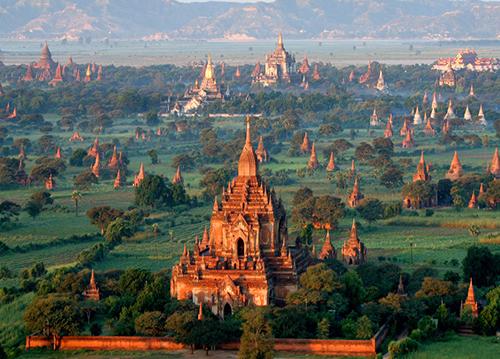 Myanmar - Bagan 2