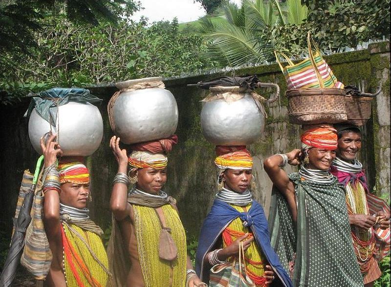 Orissa - Tribes Bonda