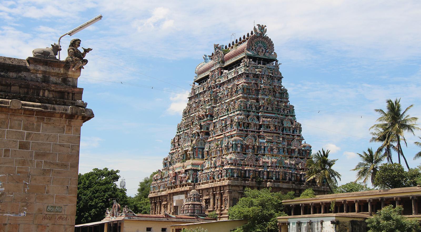 viajes Tamil Nadu 1