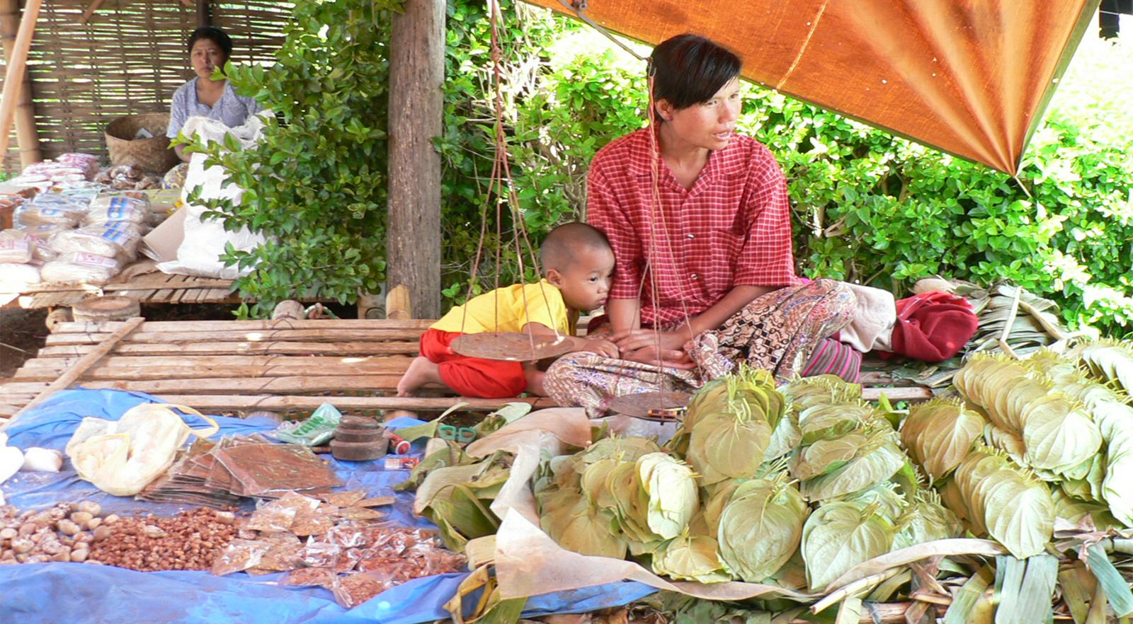 Myanmar - Market