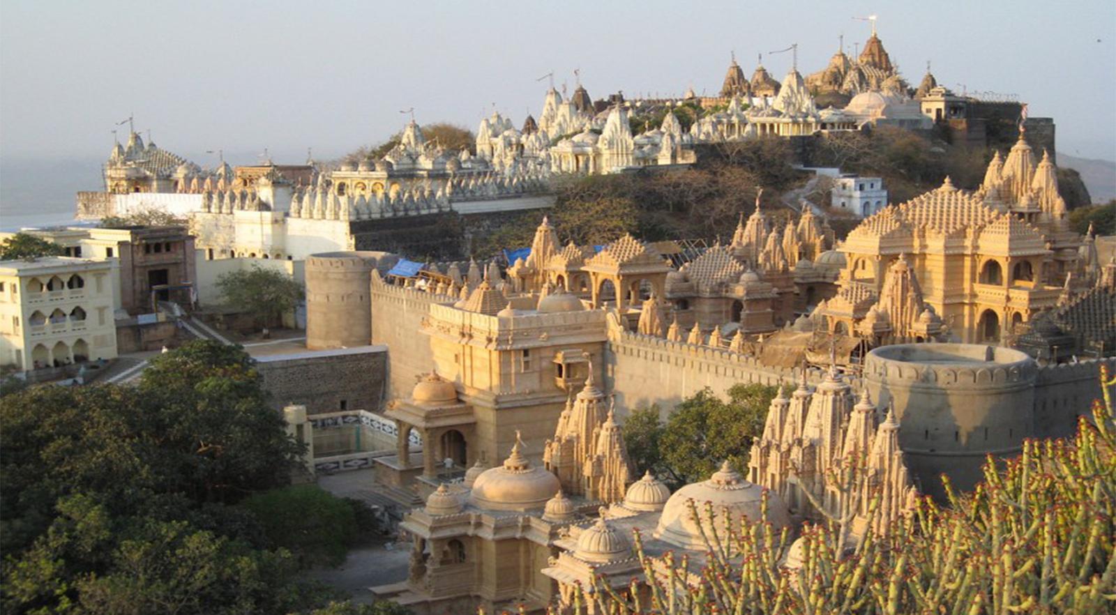 Gujarat - Palitana Temples 2