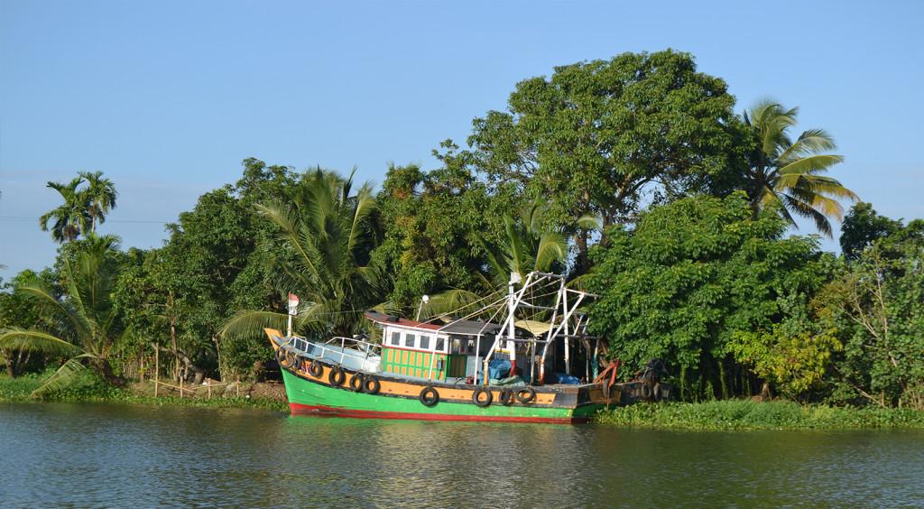Kerala - Bakwaters