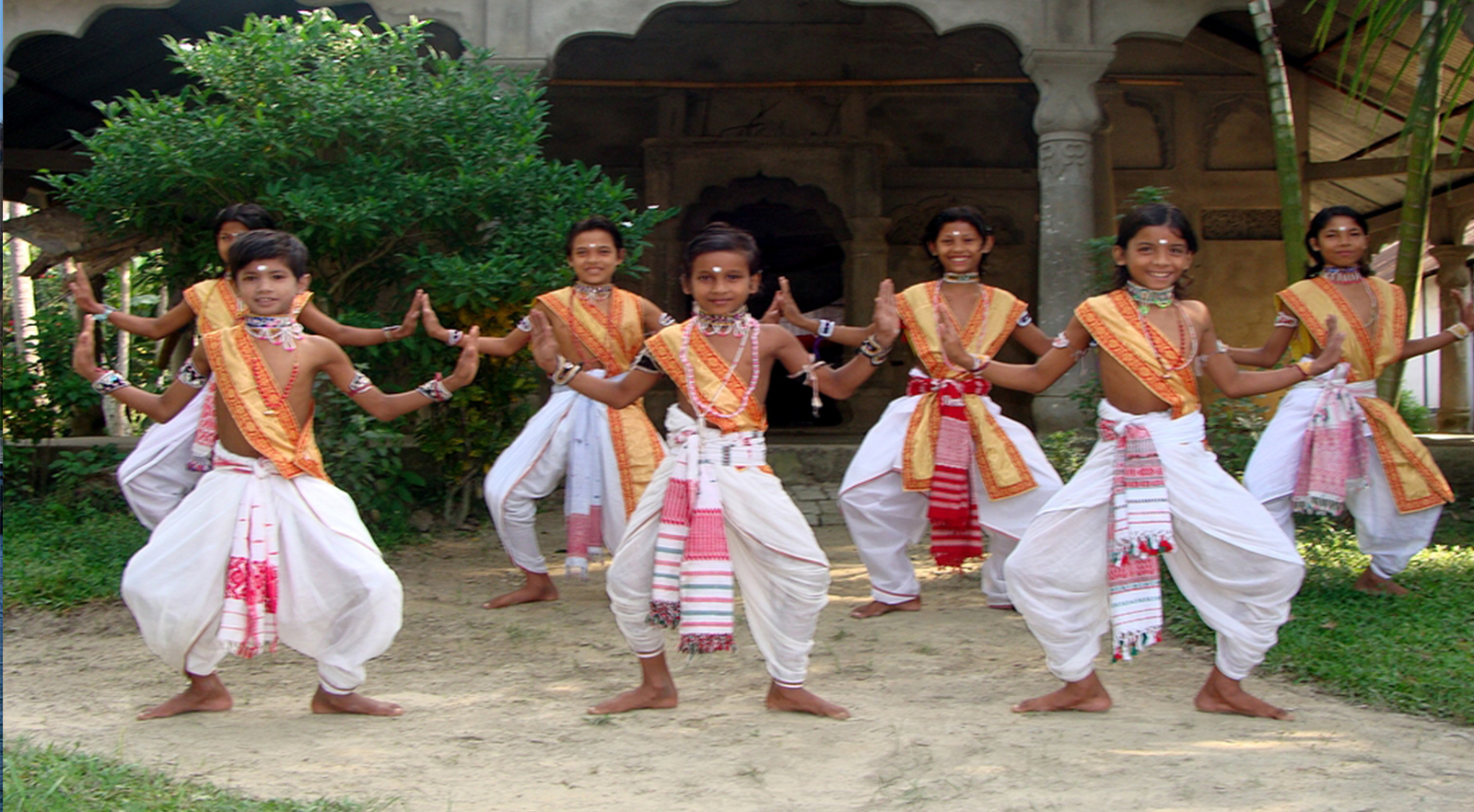 Assam Majuli dances