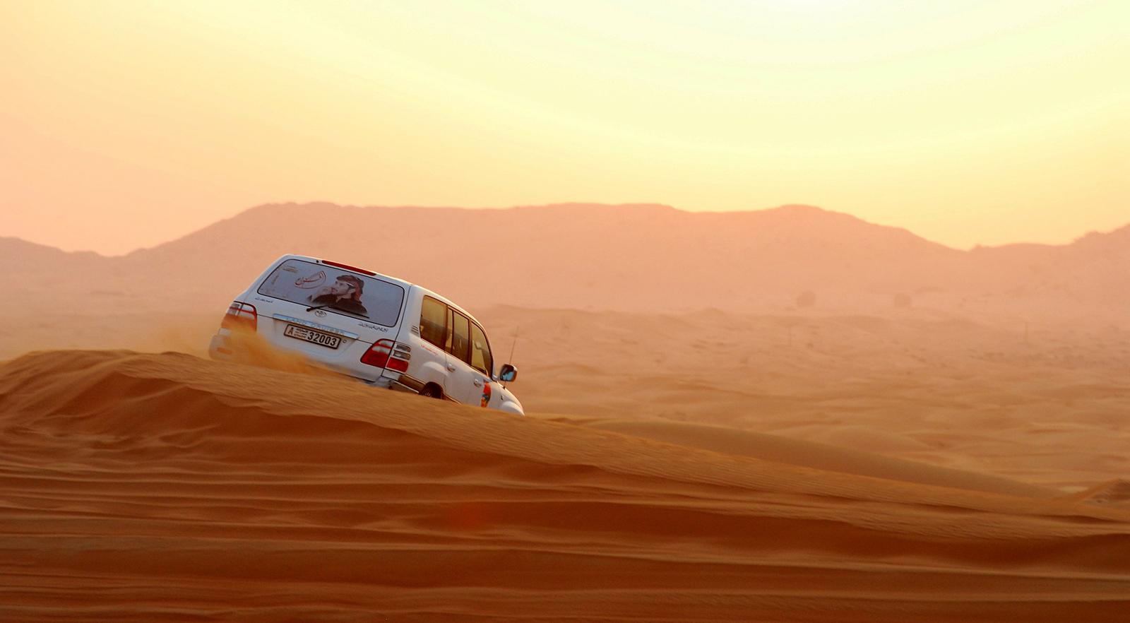 Dubai - Desert 2