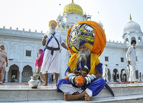 Punjab Hola Mohalla