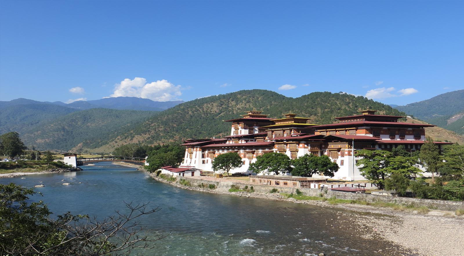 Bhutan - Punakha