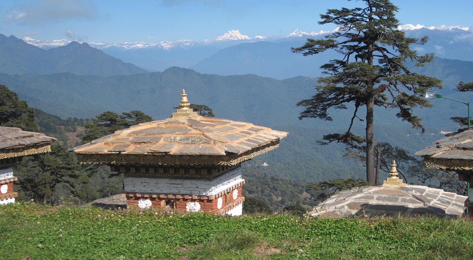 Bhutan - paisatge