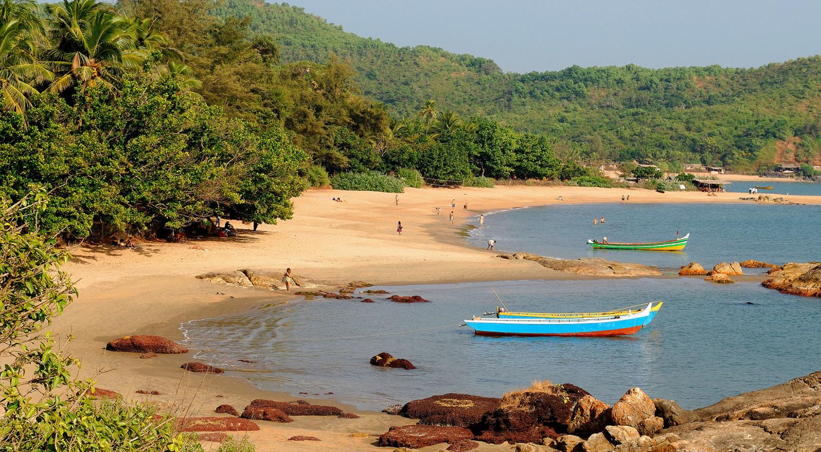 Gokanrna Beach