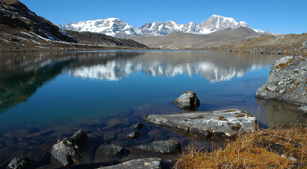Sikkim - Lake