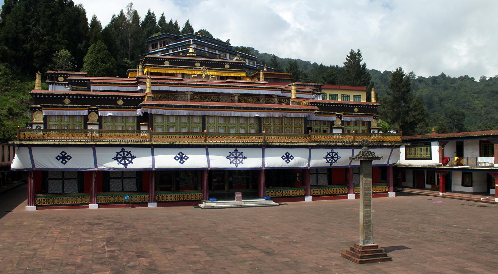Sikkim - Rumtek