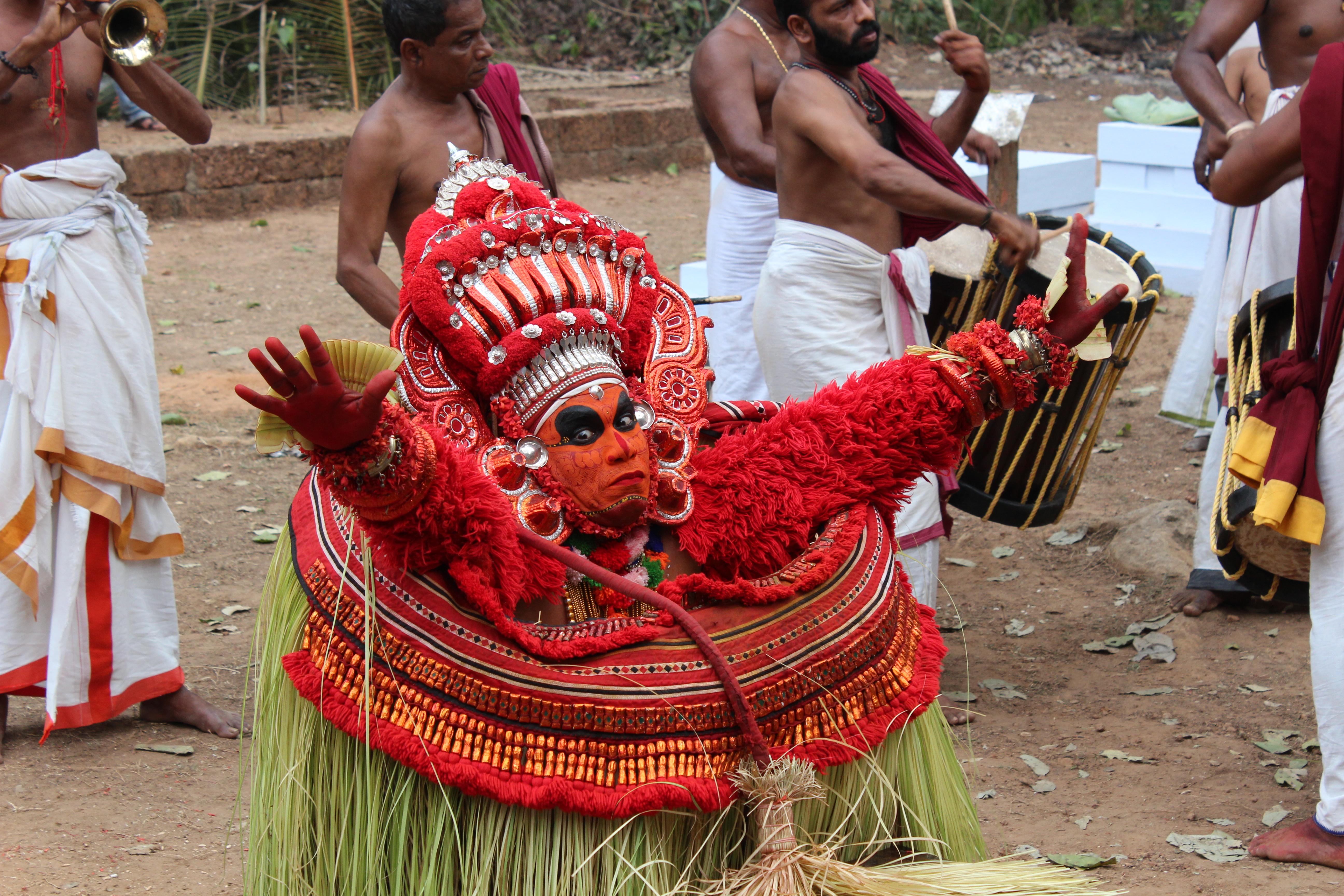 Theyyam Vishnumoorthi
