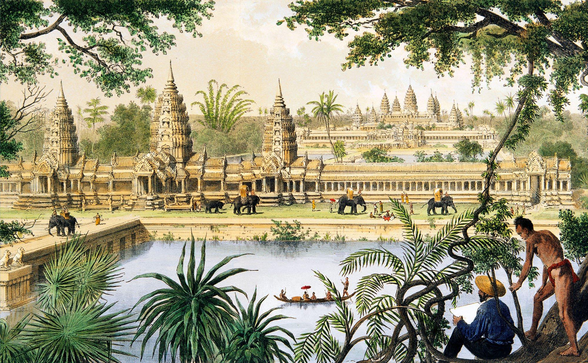 Dibuix Angkor