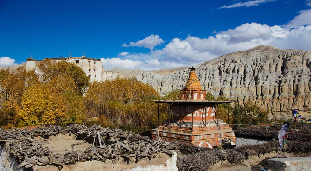 Thasarang Dzong - Jm Hullot
