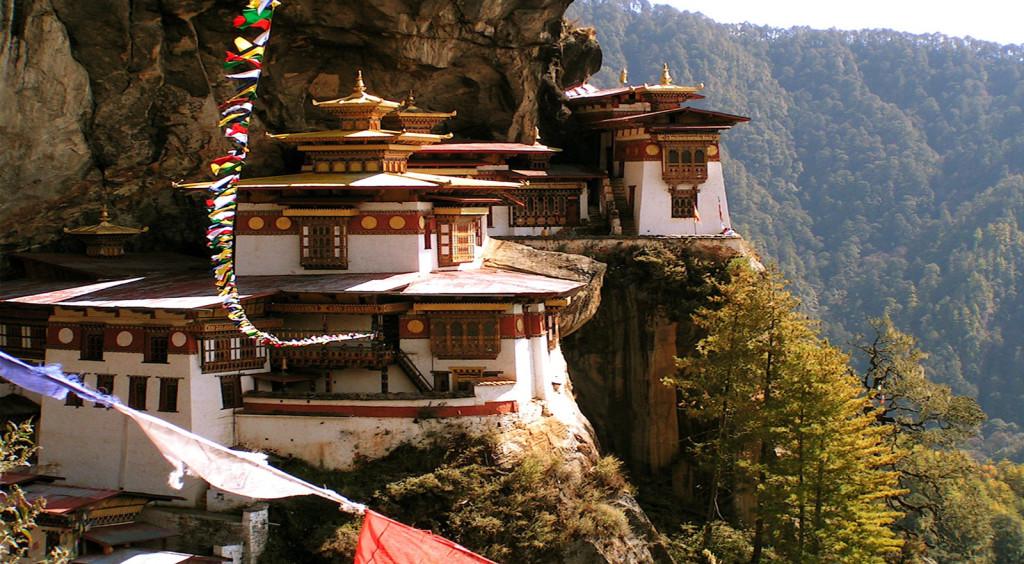 Bhutan - Taktsang 2