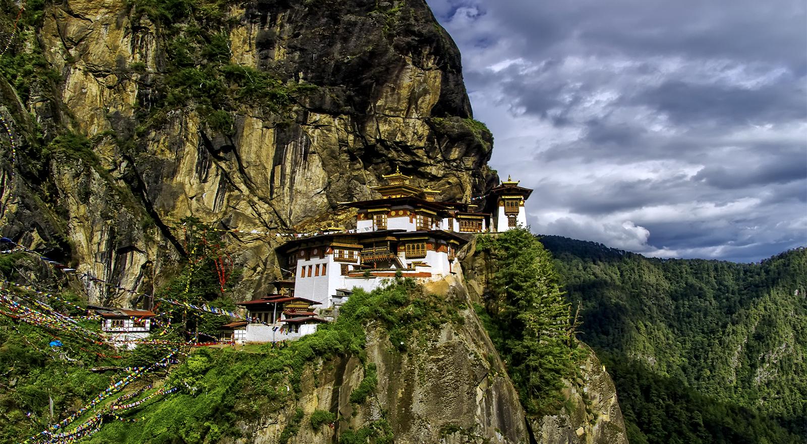 Bhutan - Taktsang