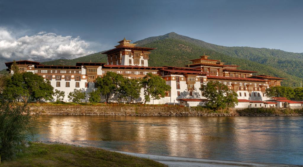 Punakha Dzong-