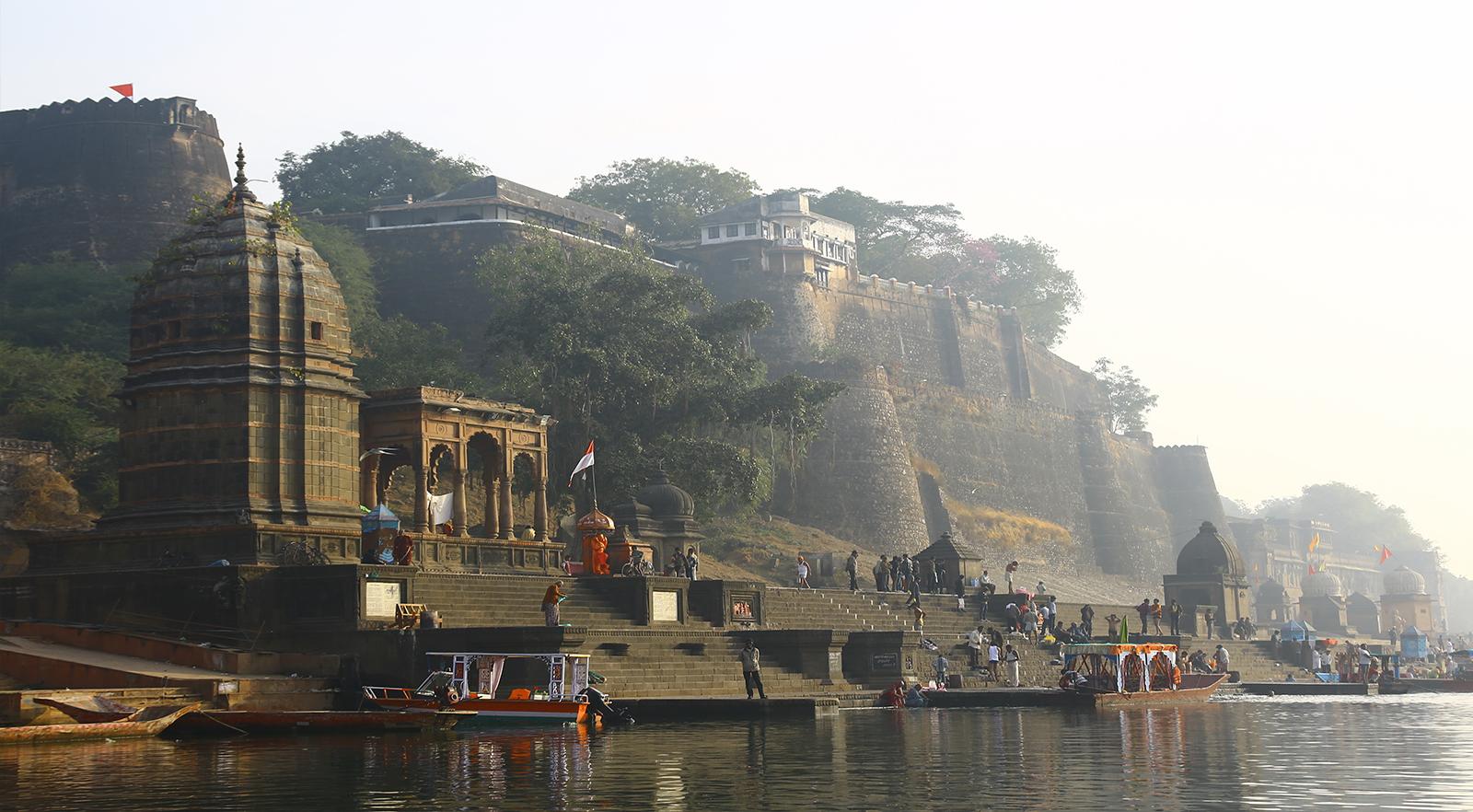 Maheswar Fort