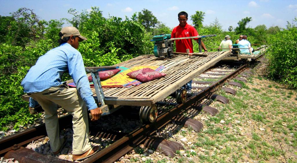 Bambu train